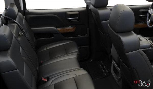 Chevrolet Silverado 2500HD LTZ 2017