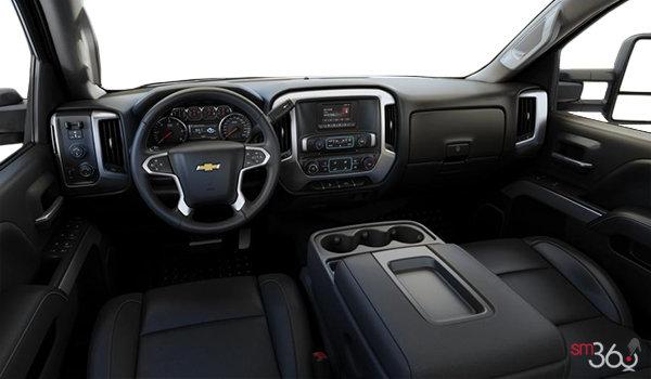 Chevrolet Silverado 3500HD LT 2017