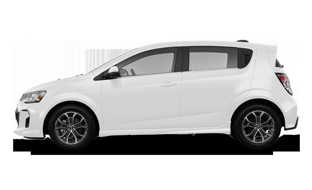 2017 Chevrolet Sonic Hatchback LT Starting at $ 0