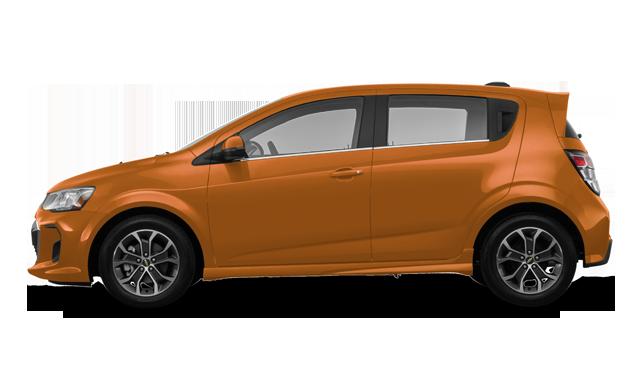 Chevrolet Sonic Hatchback LT  2017