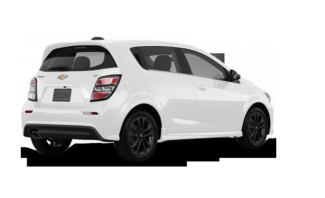 2017 Chevrolet Sonic Hatchback PREMIER