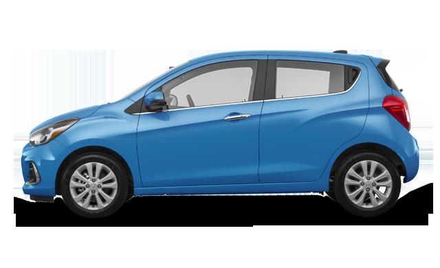 Chevrolet Spark 2LT 2017