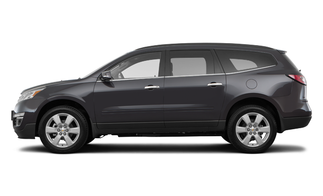 2017 Chevrolet Traverse 1LT