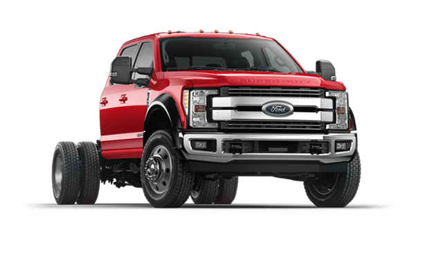 2017 Ford Chassis Cab F-450 LARIAT