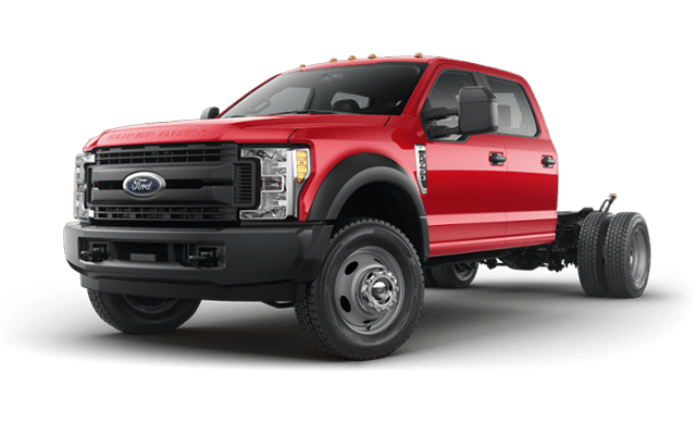 2017 Ford Chassis Cab F-450 XL