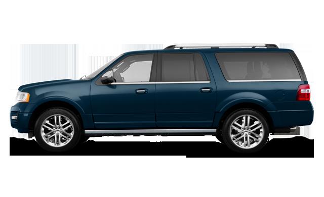 Ford Expedition PLATINUM EL 2017