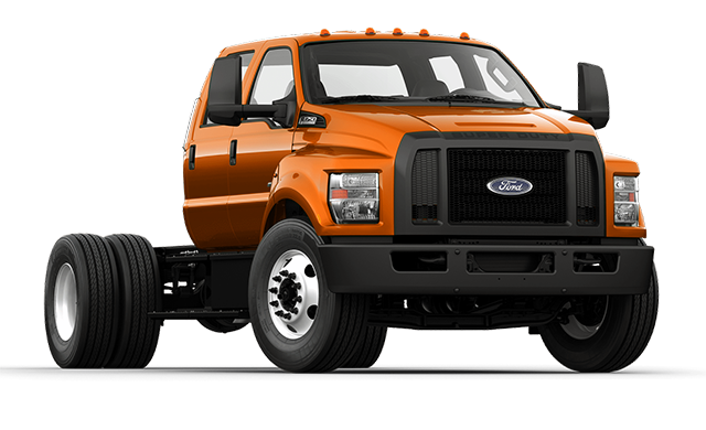 2016 Ford F-750SD