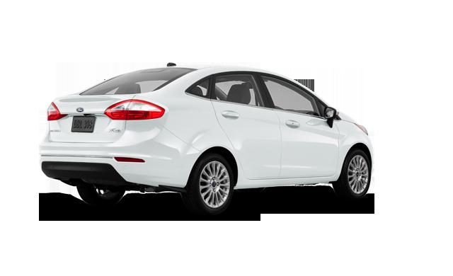 2017 Ford Fiesta Sedan TITANIUM