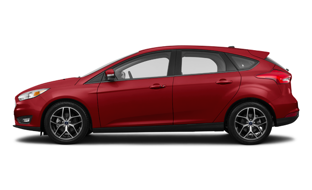 Ford Focus Hatchback SEL 2017
