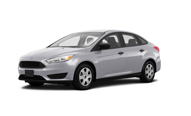 2017 Ford Focus Sedan S