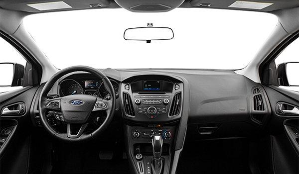 2017 Ford Focus Sedan SE
