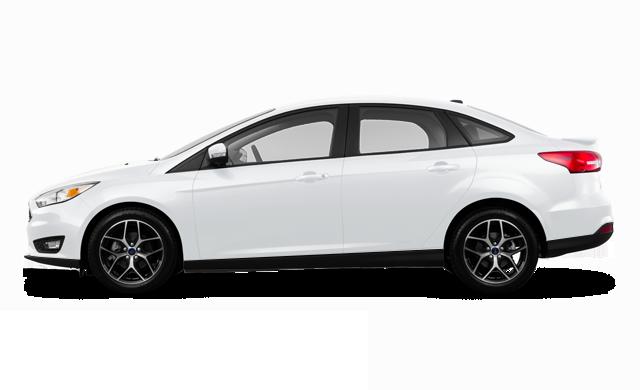 Ford Focus Sedan SE 2017
