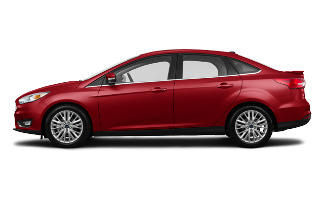 Ford Focus Sedan TITANIUM 2017