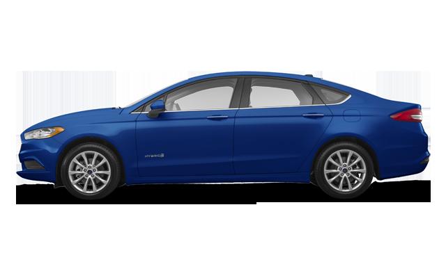 Ford Fusion Hybrid SE 2017