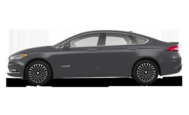 Ford Fusion Hybrid TITANIUM 2017