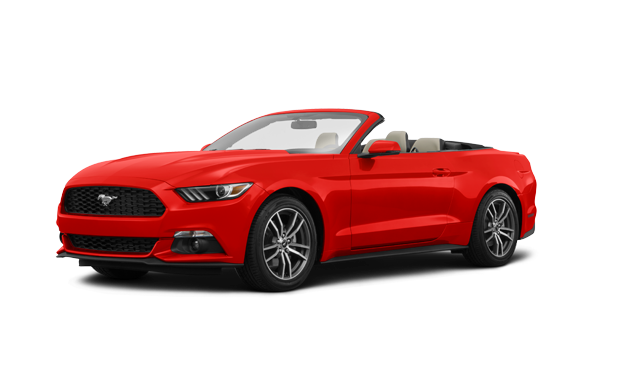 2017 Ford Mustang Convertible EcoBoost Premium