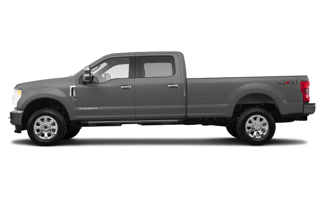 Ford F-250 PLATINUM 2017