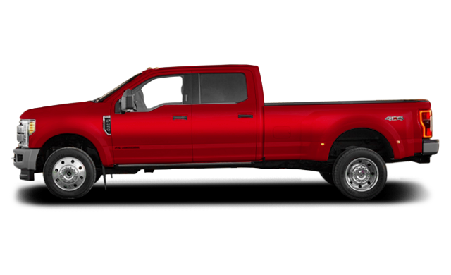 2018 Ford F-450SD
