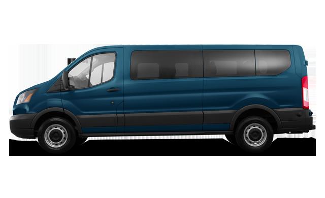 Ford Transit WAGON XL 2017