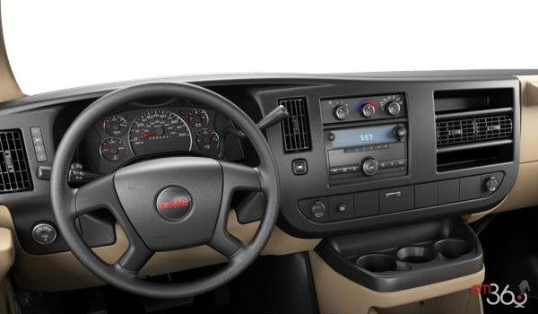 2017 GMC Savana 3500 CARGO