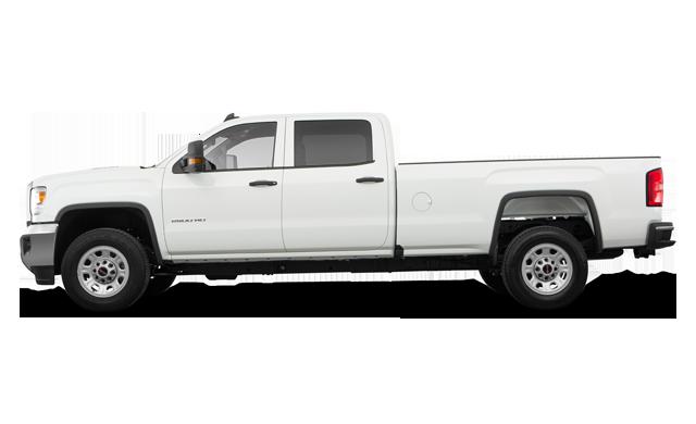 GMC Sierra 2500 HD BASE 2017