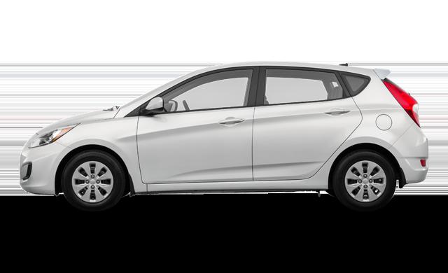 Hyundai Accent 5 Portes L 2017