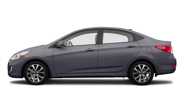 Hyundai Accent Sedan GLS 2017
