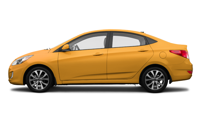 Hyundai Accent Sedan SE 2017