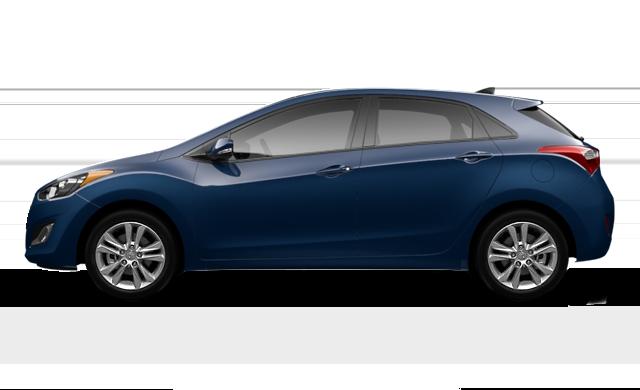 Hyundai Elantra GT GLS TECH 2017
