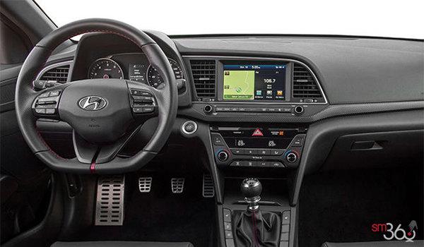 2017 Hyundai Elantra Sport TECH