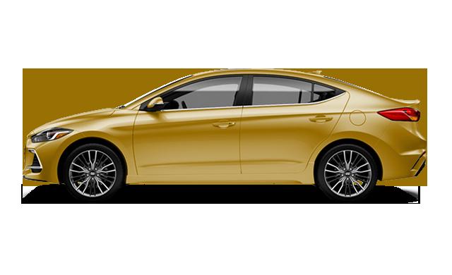 Hyundai Elantra Sport TECH 2017