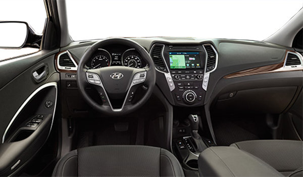 2017 Hyundai Santa Fe Sport 2.4 L LUXURY