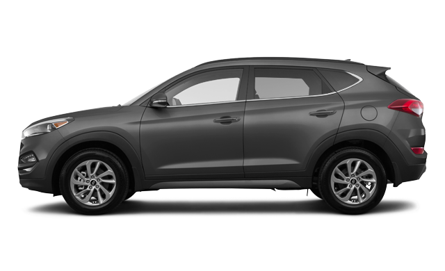 Hyundai Tucson 2.0L LUXURY 2017