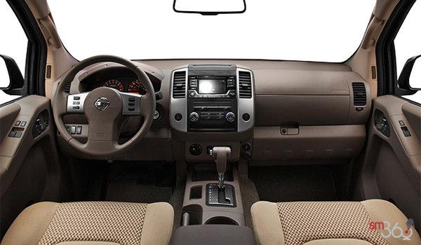 2017 Nissan Frontier SV