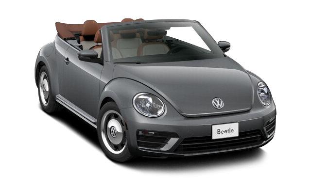 Volkswagen Beetle Convertible CLASSIC 2017 - 2