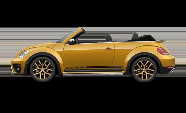 Volkswagen Beetle Convertible DUNE 2017