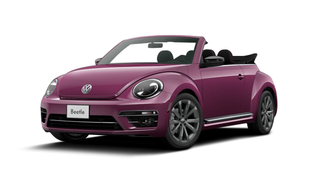 2017 Volkswagen Beetle Convertible Pink Starting At 32635 0