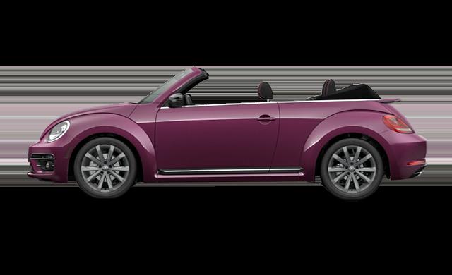 Volkswagen Beetle décapotable PINK EDITION 2017