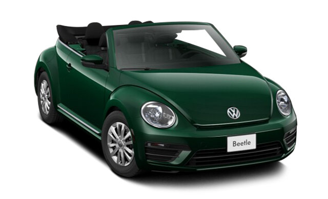 Volkswagen Beetle Convertible TRENDLINE 2017 - 2