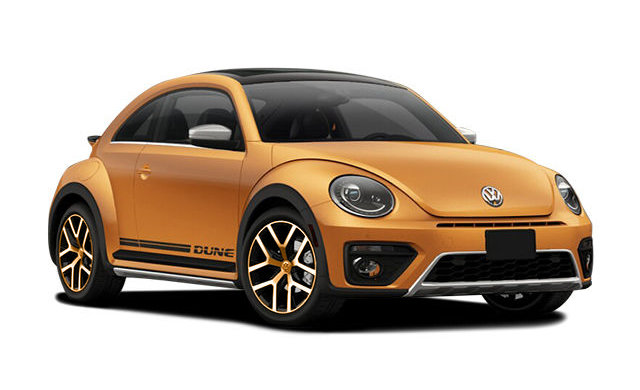 Volkswagen Beetle DUNE 2017 - 1
