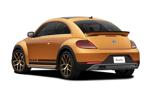Volkswagen Beetle DUNE 2017 - 3