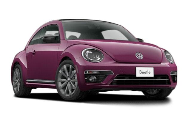 Volkswagen Beetle PINK EDITION 2017 - 2