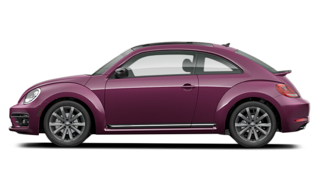 Volkswagen Beetle PINK 2017
