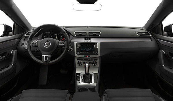 2017 Volkswagen CC Wolfsburg Edition