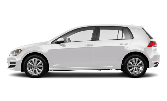 2017 Volkswagen Golf 5-door COMFORTLINE