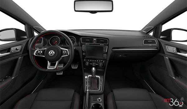 2017 Volkswagen Golf GTI 5-door AUTOBAHN