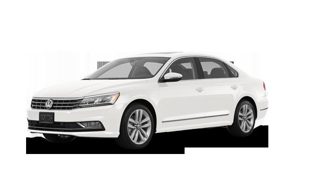 2017 Volkswagen Passat HIGHLINE