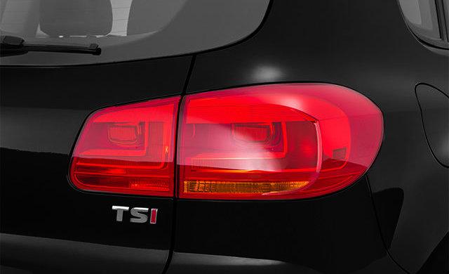 Volkswagen Tiguan COMFORTLINE 2017 - 2