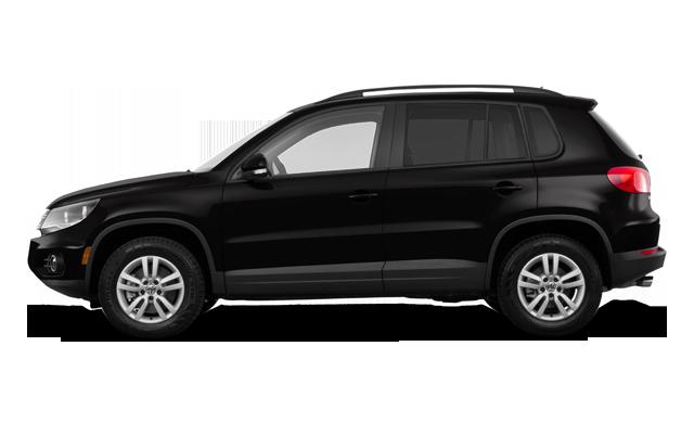 Volkswagen Tiguan TRENDLINE 2017