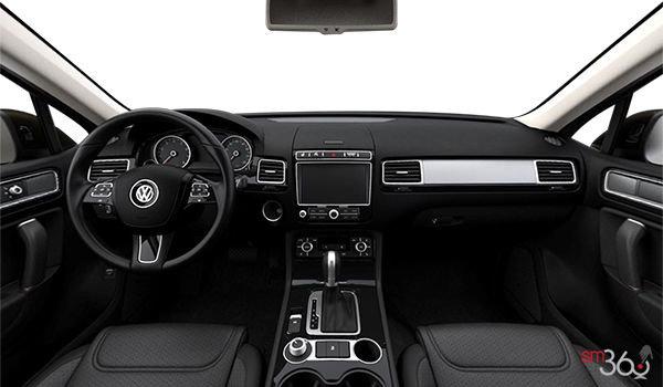 Volkswagen Jetta Parts >> 2017 Volkswagen Touareg SPORTLINE - Starting at $53755.0